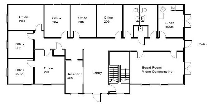 First Choice Floor Plan First Floor