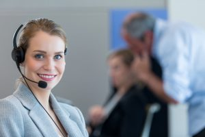 First Choice offers teleconferencing and virtual receptionist services