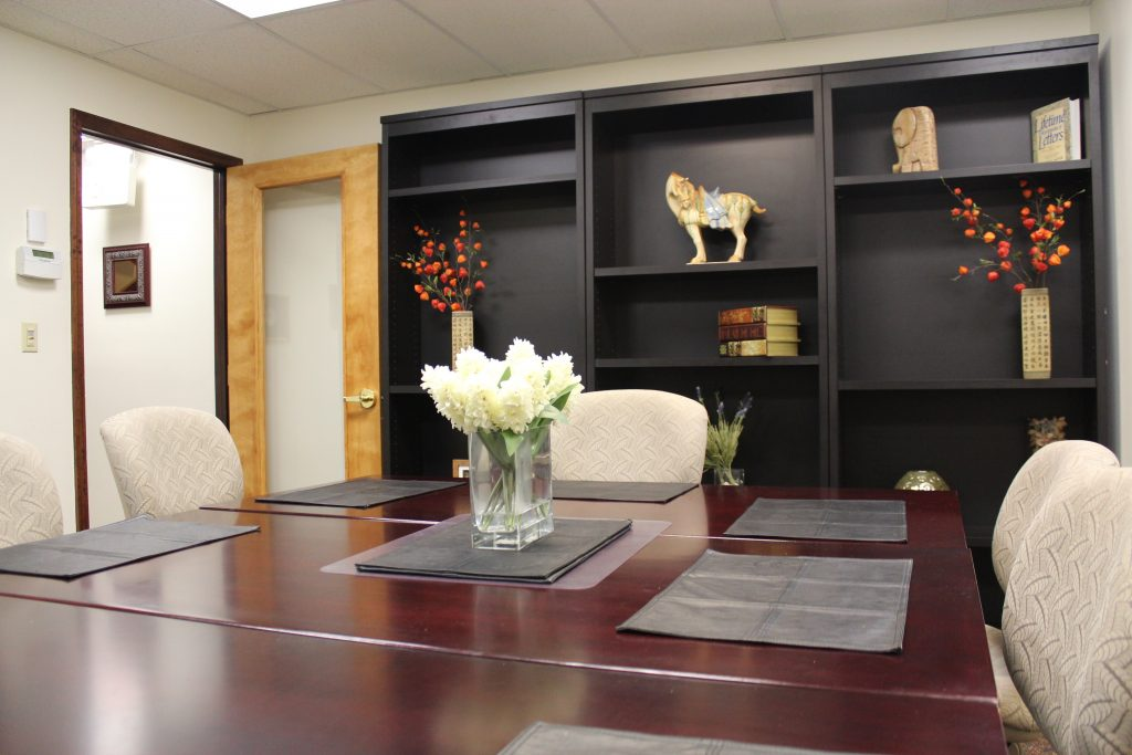 Lower level conference room - First Choice