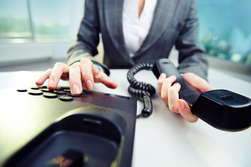 First Choice Executive Suites has teleconferencing and receptionist services
