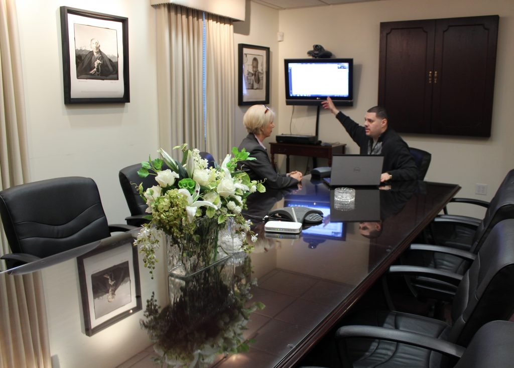 First Choice offers state of the art videoconferencing